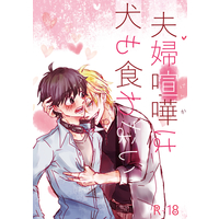 [Boys Love (Yaoi) : R18] Doujinshi - Novel - BANANA FISH / Ash x Eiji (夫婦喧嘩は犬も食わない) / 23plus