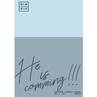 [Boys Love (Yaoi) : R18] Doujinshi - Novel - BANANA FISH / Ash x Eiji (He is comming!!!) / Nohaum