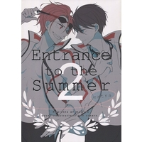 Doujinshi - Illustration book - Free! (Iwatobi Swim Club) / Rin x Haruka (Entrance to the Summer 2 extra) / Mugiya