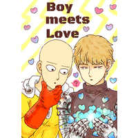 Doujinshi - One-Punch Man / Genos x Saitama (Boy meets Love) / ナツテイエン