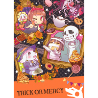 Doujinshi - Undertale / All Characters & Sans & Frisk & Gaster (TRICK OR MERCY) / Igaiga