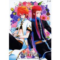 [Boys Love (Yaoi) : R18] Doujinshi - Tales of the Abyss / Asch x Luke fon Fabre (echo) / Azuma Doujou