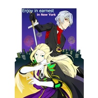 Doujinshi - Fate/Grand Order / Antonio Salieri & Amadeus (Enjoy in earnest in New York) / 羽根川