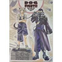 Doujinshi - Dissidia Final Fantasy / All Characters & Auron & Tidus & Yuna (DOG FIGHT!!) / MAVERIX