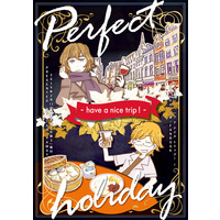 Doujinshi - King of Prism by Pretty Rhythm / Juuouin Kakeru & Norizuki Jin (Perfect holiday -have a nice trip !-) / たにやまや