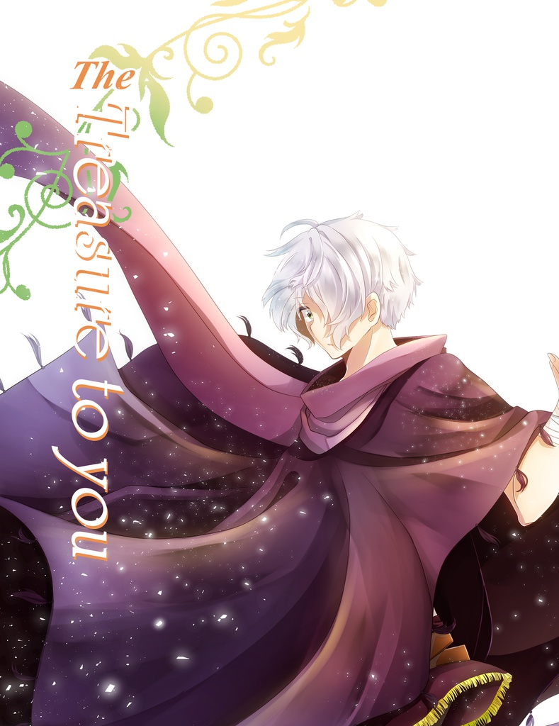 Doujinshi - OCTOPATH TRAVELER / Cyrus x Therion (The Treasure to you) / mmb0505