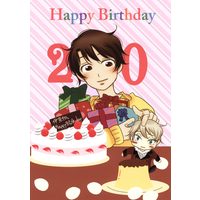 Doujinshi - ALDNOAH ZERO (Happy Birthday 20 [Sweet Memory]) / TickTack
