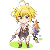Strap - The Seven Deadly Sins / Meliodas