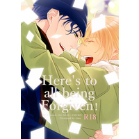 [Boys Love (Yaoi) : R18] Doujinshi - Meitantei Conan / Akai x Amuro (Here's to all being Forgiven!) / 李欧