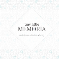 Doujinshi - Illustration book - tiny little MEMORIA 2018 / Chiryzmo