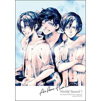 Doujinshi - Illustration book - Hetalia / Southern Italy & Spain (セカイキロク1) / Terminal 61