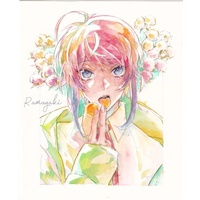 Doujinshi - Illustration book - Hypnosismic (ramugaki) / pikanadeko