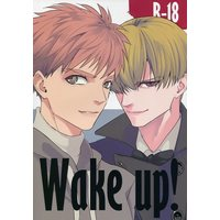 [Boys Love (Yaoi) : R18] Doujinshi - Fate/stay night / Gilgamesh x Shirou Emiya (Wake up!) / どくぬま
