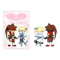 Acrylic stand - GUILTY GEAR / Sol Badguy & Ky Kiske