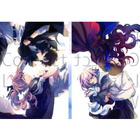 Doujinshi - Omnibus - Fate/Grand Order / Romani Archaman x Gudao (male protagonist) (Re:connect Lost World) / 星問屋
