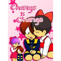 Doujinshi - Gegege no Kitarou / Neko Musume (Cat Girl) (Change×Change(3期6期キタネコ)) / 西瓜屋さん