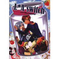 Doujinshi - Anthology - D.Gray-man / Lavi x Allen Walker (L*A switch*アンソロジー)
