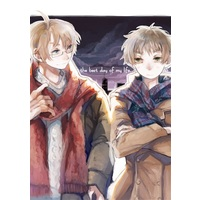 Doujinshi - Hetalia / America x United Kingdom (the best day of my life.) / はらへり。