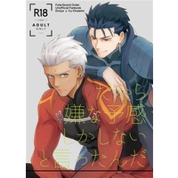 [Boys Love (Yaoi) : R18] Doujinshi - Fate/Grand Order / Archer (Fate/stay night) x Lancer (Fate/stay night) (だから嫌な予感しかしないと言ったんだ) / Didit