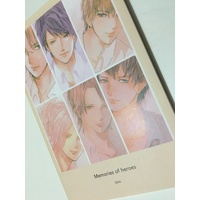 Doujinshi - Illustration book - Stand My Heroes (Memories of heroes) / 海cafe