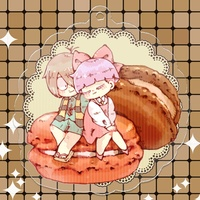 Key Chain - Gegege no Kitarou / Neko Musume (Cat Girl)