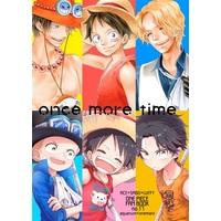 Doujinshi - Anthology - ONE PIECE / Luffy & Ace & Sabo (once more time) / aquarium+onemani