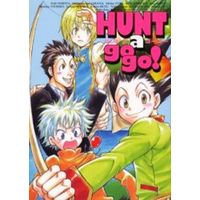 Boys Love (Yaoi) Comics - Hunter x Hunter (<<ハンター×ハンター>> HUNT a go go!) / 夏祭さかな & 世良シンヤ & 椎名ゆき & Nobi Nobita & Miike Romuko