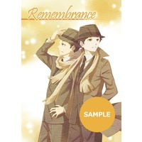 Doujinshi - Joker Game / Hatano & Jitsui (Remembrance) / サエエンドウ