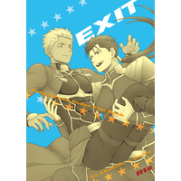 [Boys Love (Yaoi) : R18] Doujinshi - Fate/Grand Order / Lancer (Fate/stay night) x Archer (Fate/stay night) (EXIT) / Sanoji