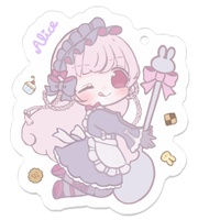 Key Chain - Fate/EXTRA / Nursery Rhyme (Fate Series)