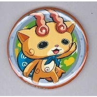 Badge - Youkai Watch / Koma-san & Komajiro
