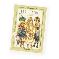 Doujinshi - Fire Emblem Awakening / Chrom & Guire & All Characters & Reflet (BREAK TIME) / おと の BOOTH
