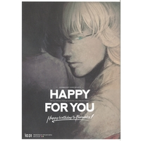Doujinshi - TIGER & BUNNY / Barnaby x Kotetsu (HAPPY FOR YOU) / OFFLIMIT