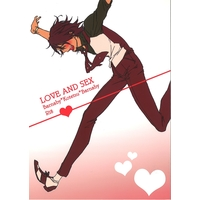 [Boys Love (Yaoi) : R18] Doujinshi - TIGER & BUNNY / Barnaby x Kotetsu (LOVE AND SEX) / meco