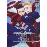 [Boys Love (Yaoi) : R18] Doujinshi - Novel - Anthology - Avengers (COME WITH ME!) / ミケねこ