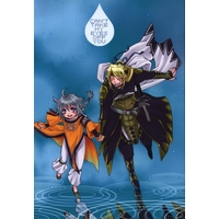 Doujinshi - Suikoden / Kyle & Protagonist (CAN'T TAKE MY EYES OFF YOU *再録) / 黒缶
