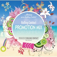 Doujin Music - [BOOTH限定] Rolling Contact Promotion Mix 2017 / Rolling Contact