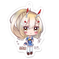 Key Chain - Azur Lane / Ayanami