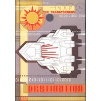 Doujinshi - Illustration book - Transformers / All Characters (DESTINATION *イラスト集) / 10110100101