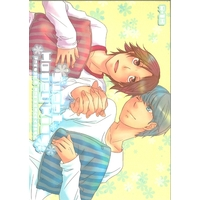[Boys Love (Yaoi) : R18] Doujinshi - Persona3 / Yu x Yosuke (Sweet Honey Kiss) / 幸福ジャンキィ
