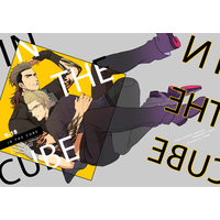 [Boys Love (Yaoi) : R18] Doujinshi - Final Fantasy XV / Gladiolus x Ignis (in the cube) / CUBE