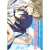 Doujinshi - Novel - Macross Frontier / Michael Blanc x Saotome Alto (SUPERSONIC LOVERS) / ひろむ