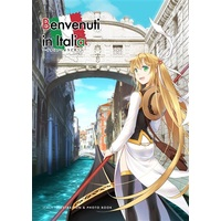 Doujinshi - Illustration book - Benvenuti in Italia~イタリアへようこそ!~ / Easy going