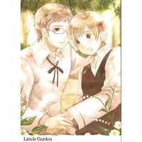 Doujinshi - Hetalia / Sweden x Finland (Littele Garden) / TRAVEL THEATER(トラベルシアター)