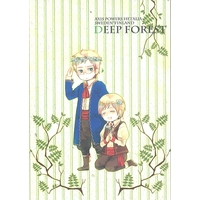 Doujinshi - Hetalia / Sweden x Finland (DEEP FOREST) / TRAVEL THEATER(トラベルシアター)