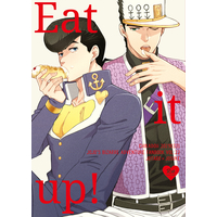[Boys Love (Yaoi) : R18] Doujinshi - Jojo Part 3: Stardust Crusaders / Jyoutarou x Jyosuke (Eat it up!) / Chikadoh