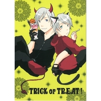 Doujinshi - Devil May Cry / Dante  x Nero (TRICK or TREAT!) / seven