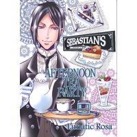 Doujinshi - Black Butler / All Characters (AFTERNOON TEA PARTY) / Lunatic Rosa