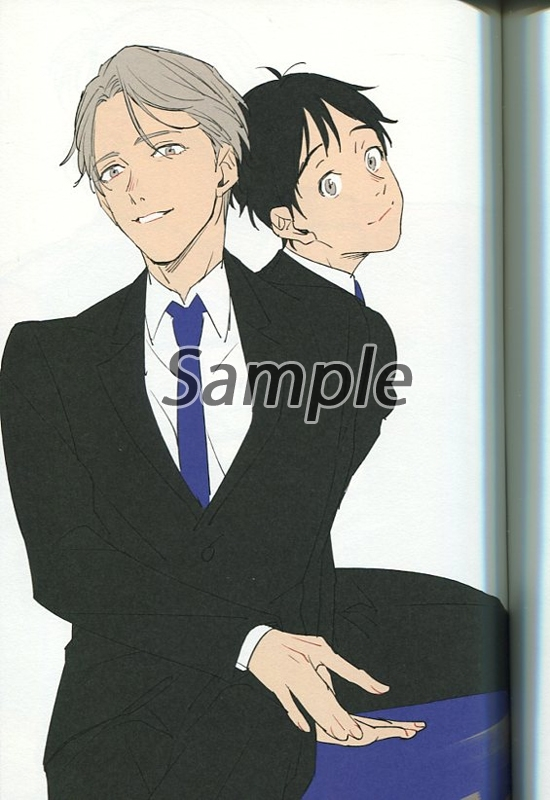Doujinshi - Illustration book - Yuri!!! on Ice / All Characters (僕たちの景色) / Plankton