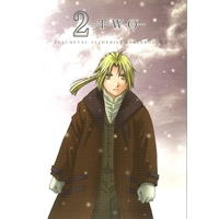 Doujinshi - Fullmetal Alchemist / Roy Mustang x Edward Elric (2~Two~) / Private Label